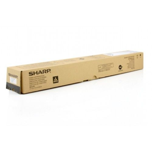 Sharp MX-31GTBA Toner Copier Black - 18k Pgs