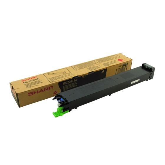 Sharp MX27GTBA Toner Copier Black - 18k Pgs