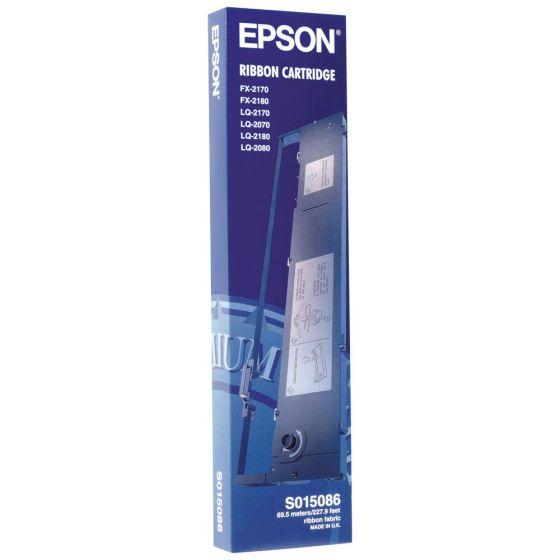 Epson S015086 9 Pin Printer Ribbon ORIGINAL
